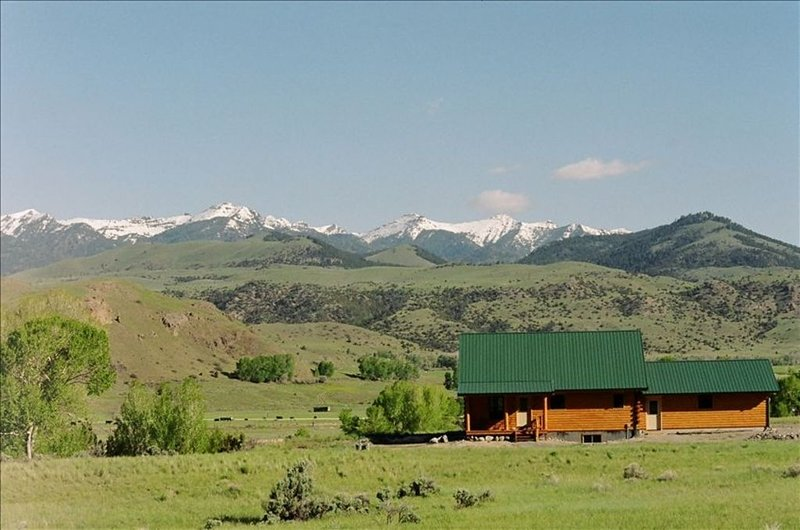 Yellowstone River Vacation Home, casa vacanza a Emigrant