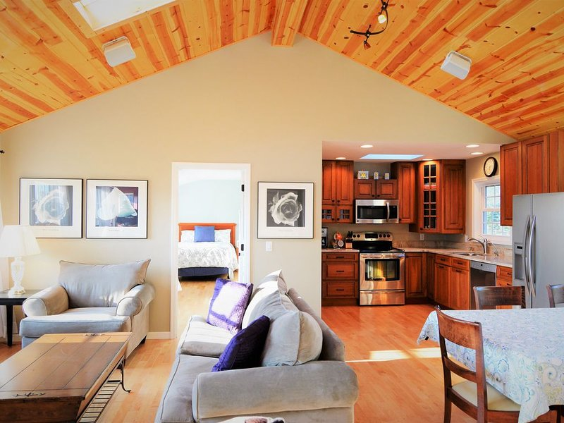Exceptional Home In Tranquil Door County Setting., casa vacanza a Fish Creek