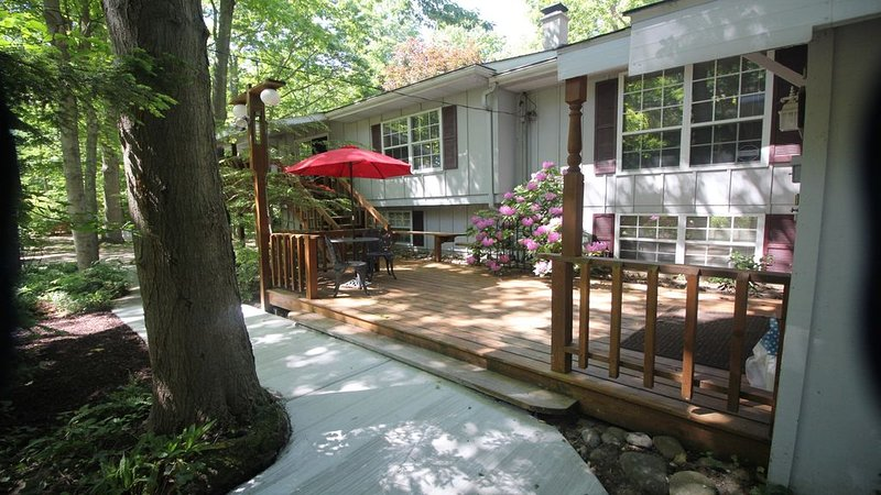 Cottage in Glenn Haven Shores, South Haven, MI, vacation rental in Glenn