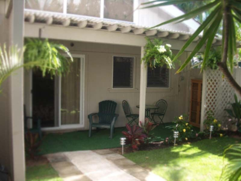 100 yards to the Beach! Private, peaceful and cold Air, vacation rental in Kailua