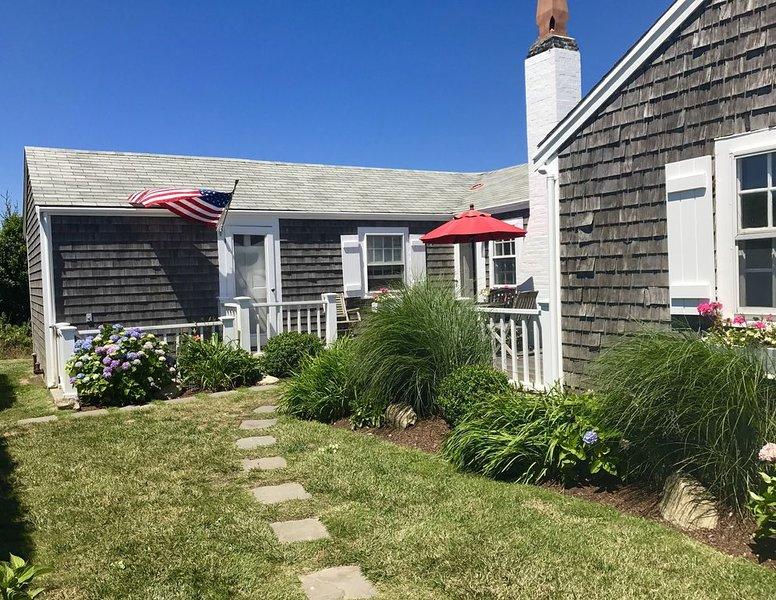 Book your Nantucket Summer Vacation Now!, Ferienwohnung in Siasconset