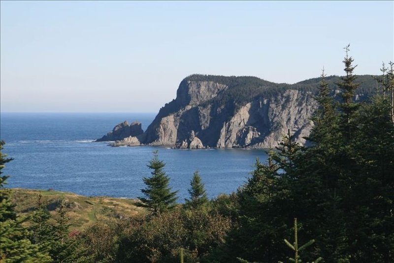 Luxury Home Near La Manche and Cape Broyle with Spectacular Ocean Views, holiday rental in Witless Bay