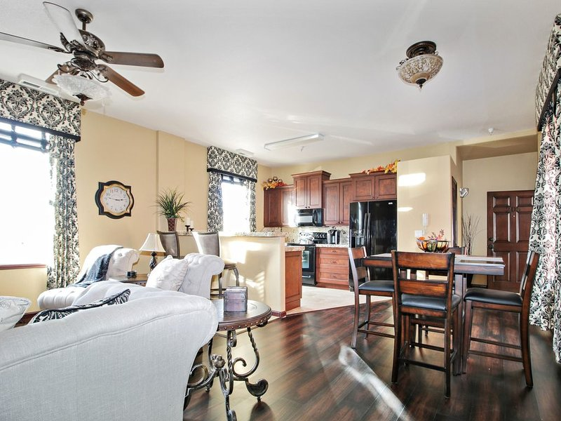 Luxury Apartment in Downtown Grand Junction Just One Block from Main St. – semesterbostad i Grand Junction