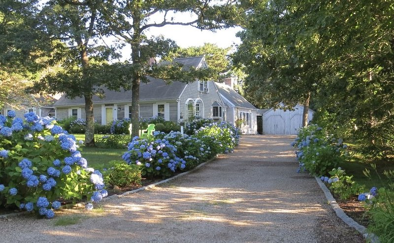6 bedroom Chatham home, walk to Town Landing on Oyster River & Hardings Beach, location de vacances à West Chatham