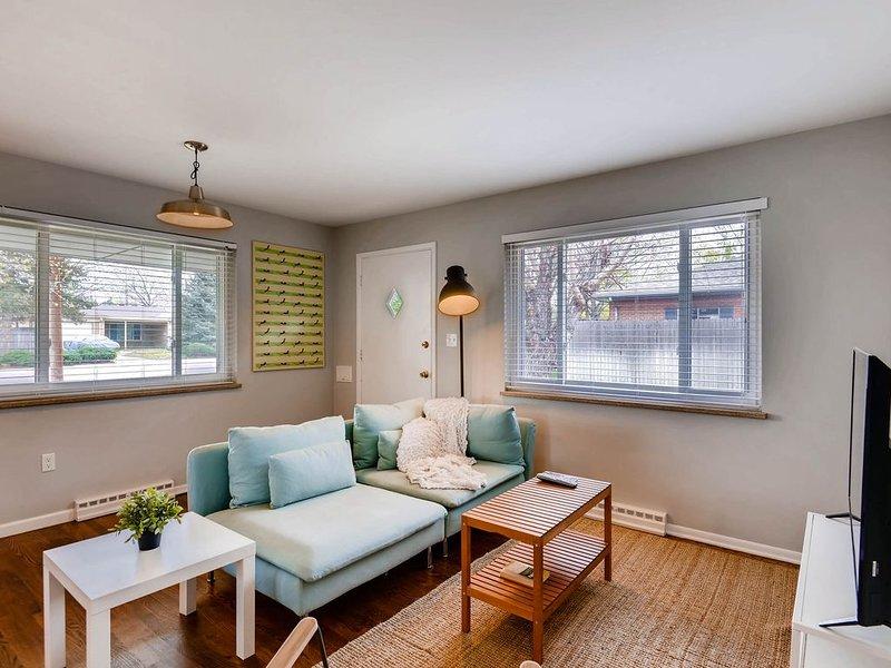 Harlan House  - Remodeled, charming- close to Denver's hippest neighborhoods, aluguéis de temporada em Lakeside