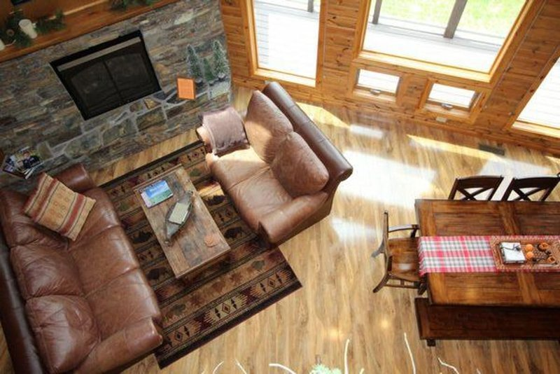 Black Hills Cabin-Great Views, Internet,Ht Tub, Pool Table, 50' TV, holiday rental in Lead