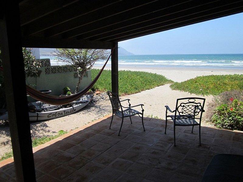 Paradise on the Beach, vacation rental in Ensenada