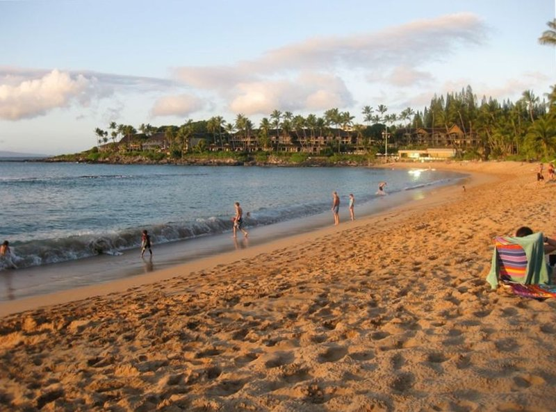 Napili Bay Beach*Beautiful Ocean View! Steps to the Beach*Wifi*Great Location!, aluguéis de temporada em Kapalua