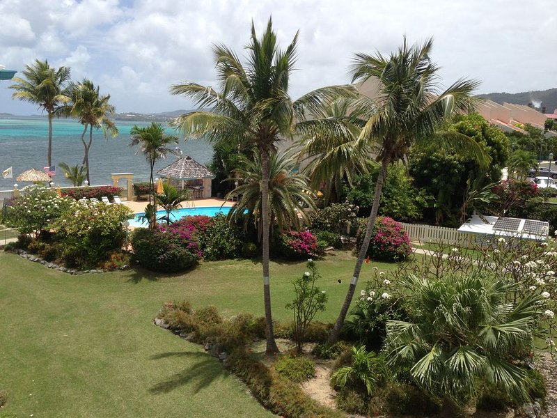 St. Croix Beachfront Resort - Colony Cove C303, holiday rental in St. Croix