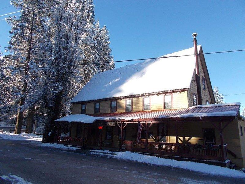 El hotel histórico de Dorrington