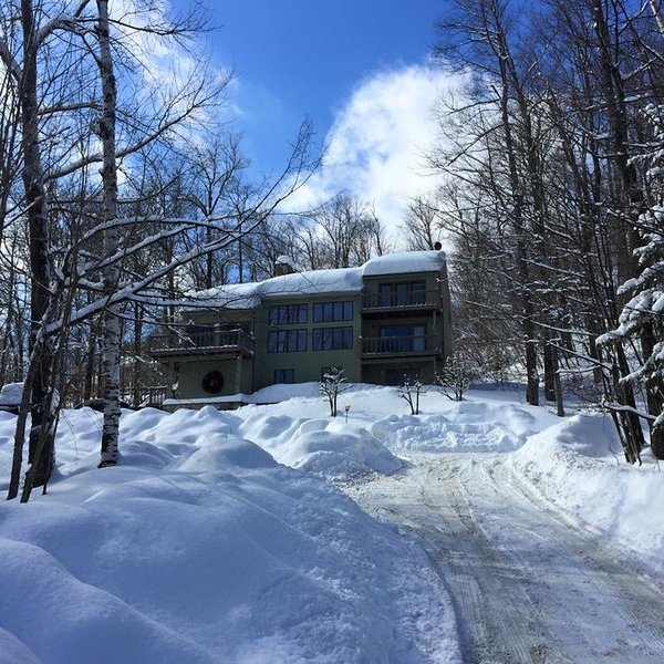 Spacious Vacation Home 5 Min. to Base of Stratton Mountain, alquiler vacacional en Bondville