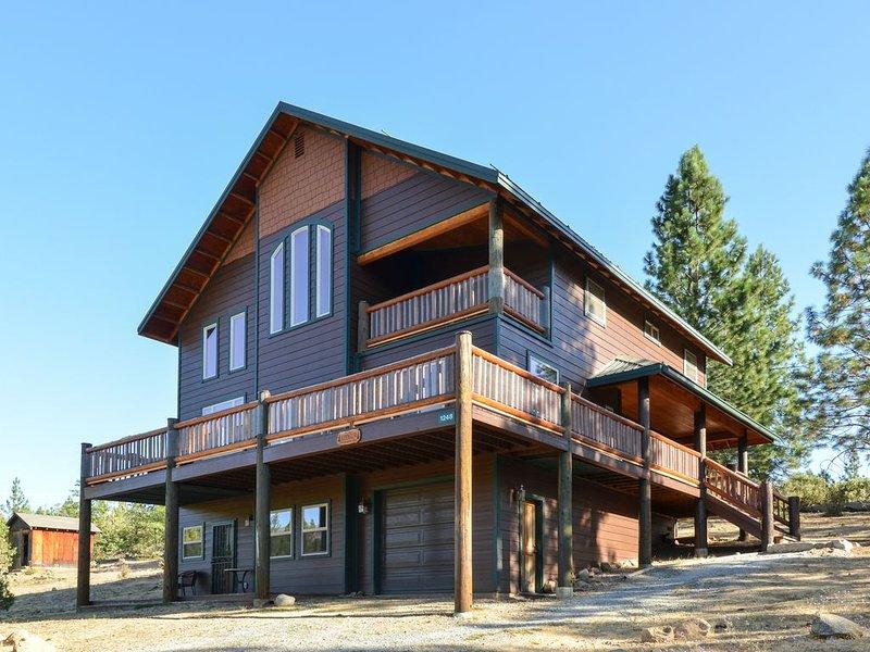 Alpenglow Foresta: A beautiful, secluded home inside Yosemite National Park, location de vacances à El Portal