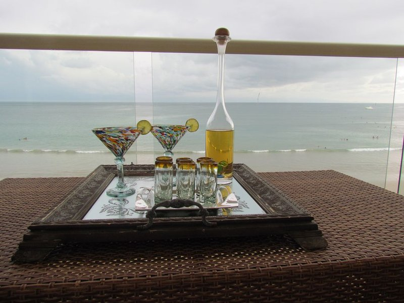 VIEWS, VIEWS, VIEWS!!! BOUTIQUE BEACH FRONT lUXURY--Best Beach In Punta Mita!, location de vacances à Punta de Mita