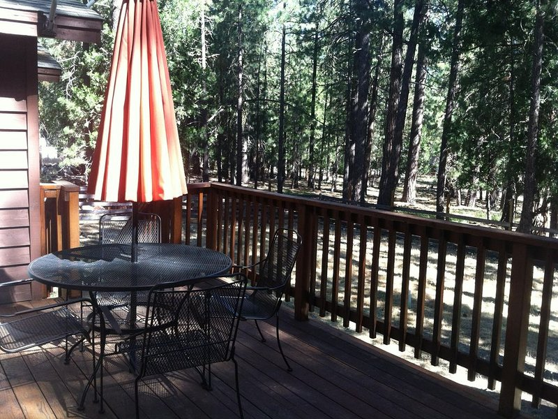 Family Friendly Getaway 1 mile from downtown Graeagle, holiday rental in Plumas County