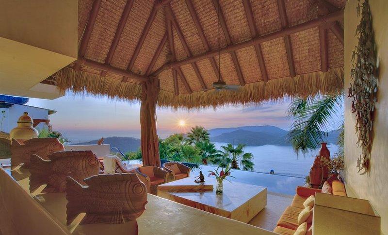 Casa Estrella De Mar  (Star Of The Sea), holiday rental in Zihuatanejo