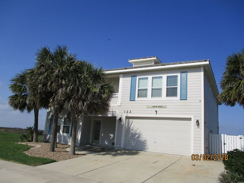 The Famous 'Addison Bailey' is Now Available for Your Get Away, vacation rental in Corpus Christi