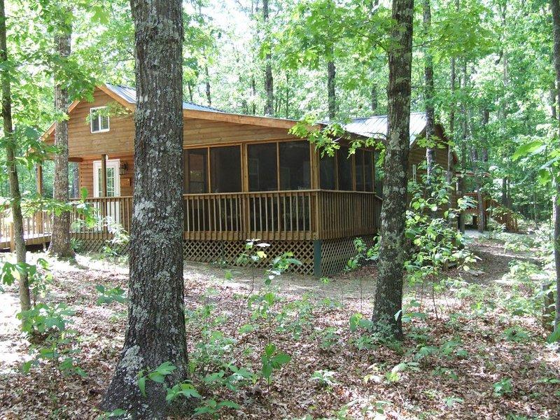 Summer Shade Cabin à la retraite du plateau de Cumberland