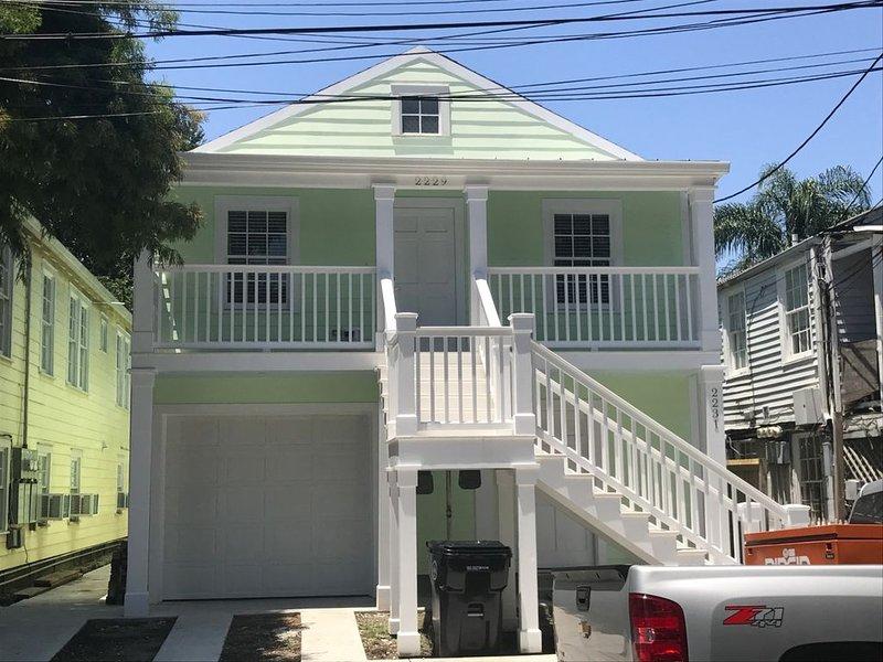 Welcome to the Marigny Retreat, alquiler de vacaciones en Nueva Orleans