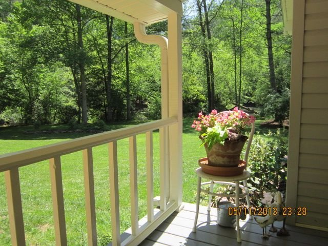 Lovely  Cottage on the Chestatee River...the ultimate in social distancing, holiday rental in Dahlonega