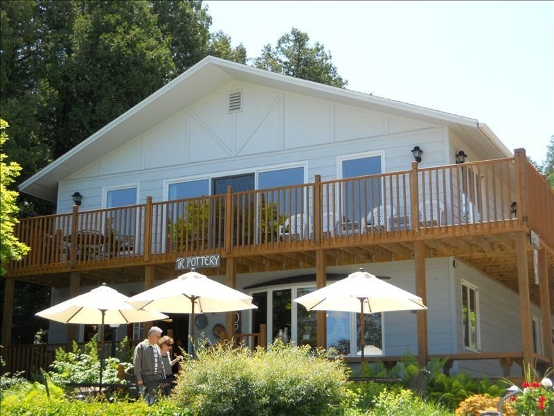 Water View in Downtown Fish Creek - The Cookery's Lodging., casa vacanza a Fish Creek