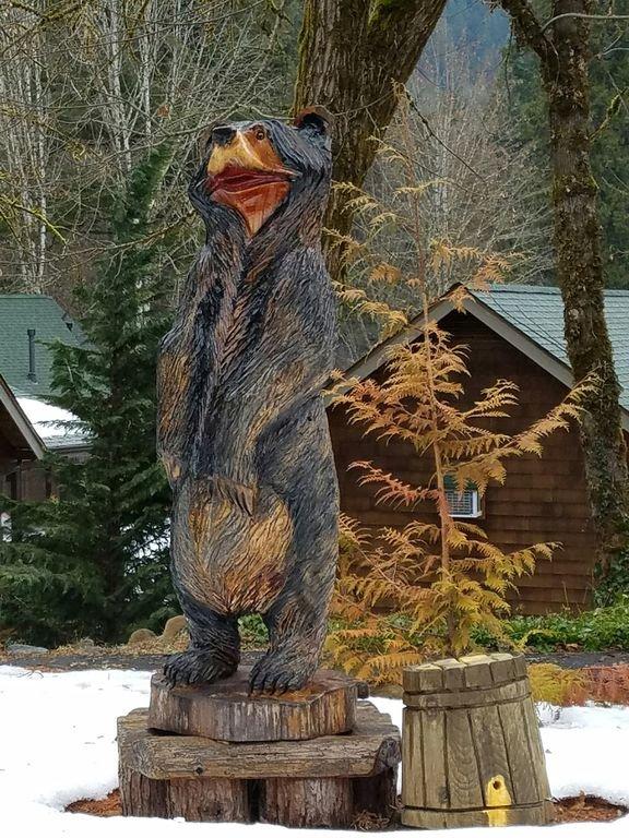 Bienvenido a The Log Cabin Inn