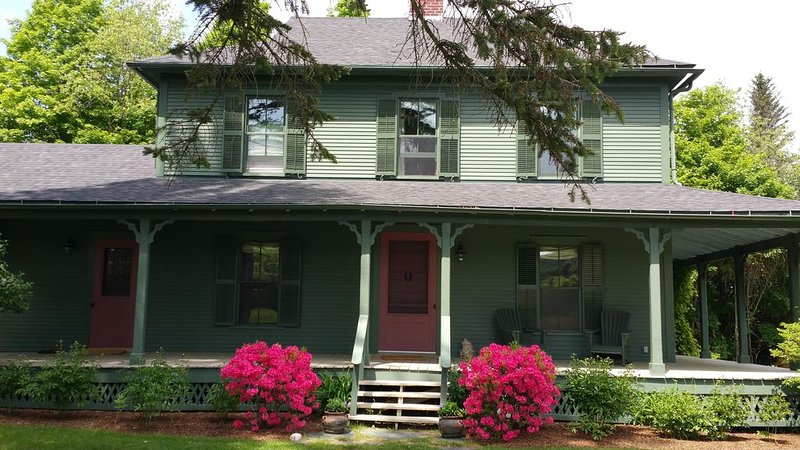 Beauty, Comfort  & Quality - 4 Bedroom Home in the Midst of Vermont's Splendor, holiday rental in Braintree
