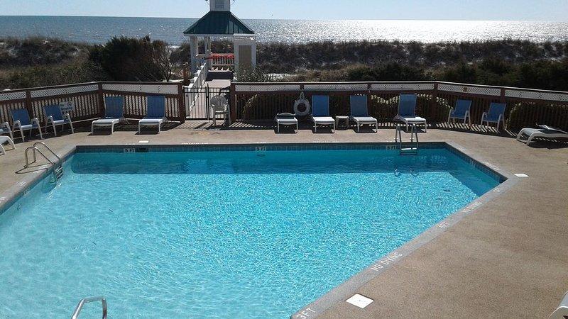 Coastal Carolina Comfort- New Listing! In St. James Plantation, Southport... NC, holiday rental in Long Beach