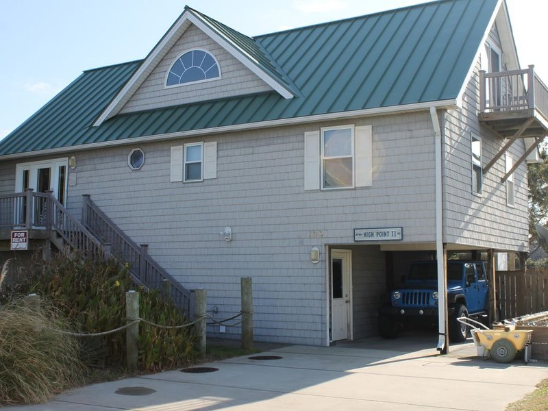 OCEANSIDE SOUTH NAGS HEAD 320' TO OCEAN MP 20 1/4, holiday rental in Wanchese