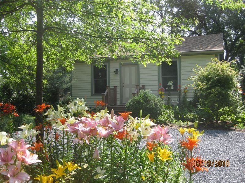 The Yellow Cottage on Harness Creek, vacation rental in Annapolis