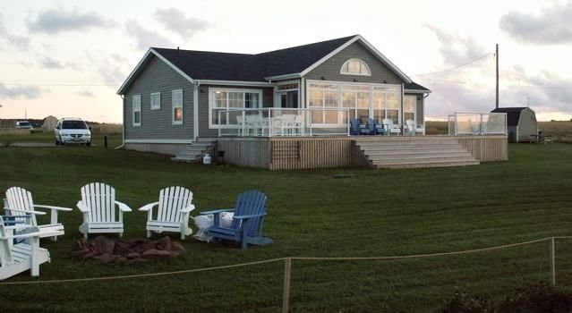 Luxury Pei Beach House, casa vacanza a Sea View