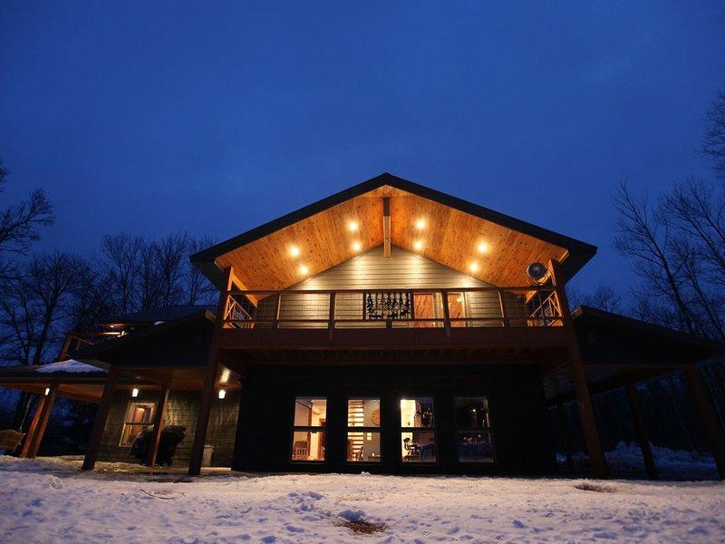 'Little Lazy Lodge' Scandinavian Paradise in the Middle of Nowhere + Event Venue, location de vacances à Federal Dam