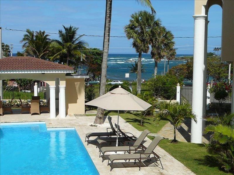 Balcony/pool/ocean view