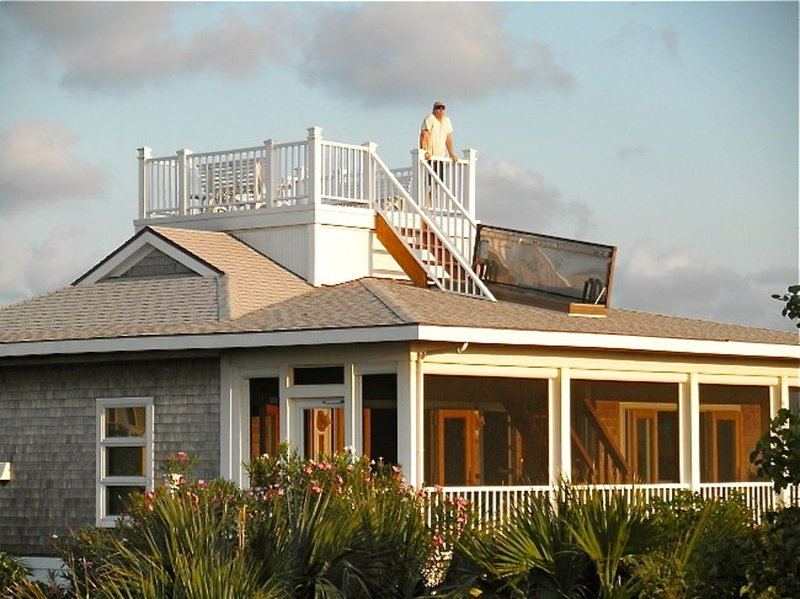 'TurtleDreams' - Overlooking Coco Bay!, holiday rental in Great Abaco Island