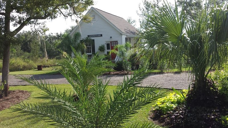 BEAUTIFUL MARSH AND RIVER VIEWS Perfect Coastal Cottage - 'Collier-Casey Estate', holiday rental in St. Marys