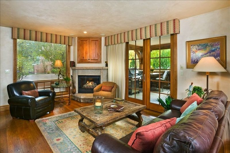 Elegant 3 BR/3 BA Mountain Views - #415 Walk to Lifts & Town, holiday rental in Aspen