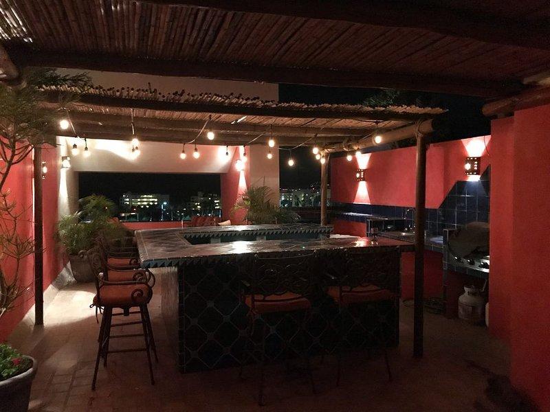 Villa Big Daddy--1 Block from Beach, holiday rental in Animas Bajas