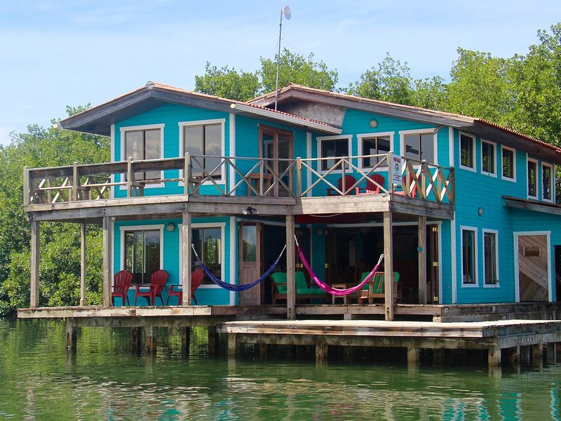 Bocas Del Toro - 'Casa Bocas' of Saigon Bay - Celebrate the Islands!, aluguéis de temporada em Bluff Beach