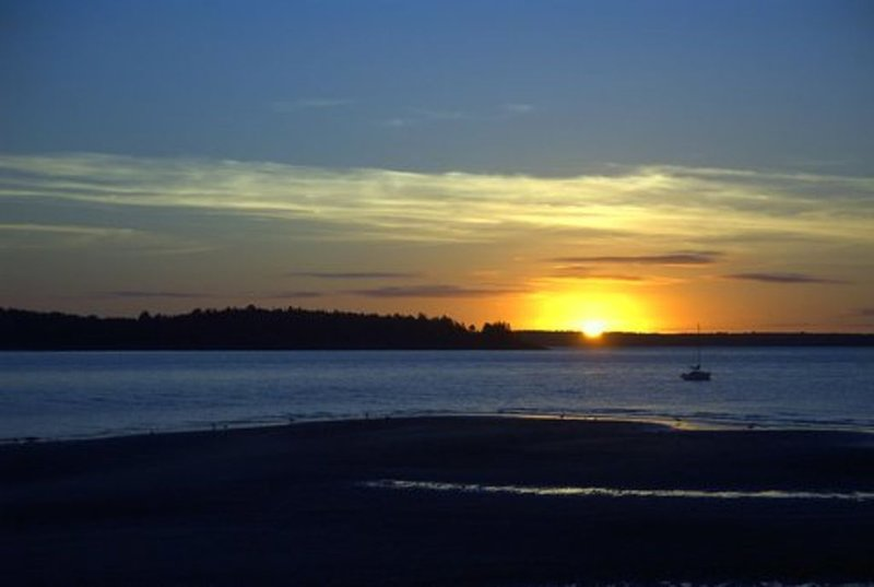 Oceanfront Cottage Near Camden, Islands And Lakes!, vacation rental in Lincolnville