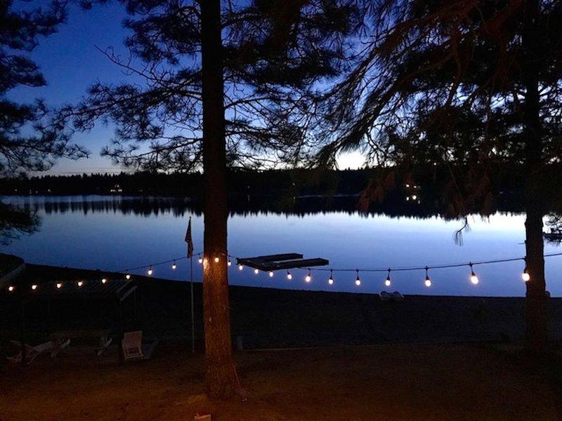 Beautiful Lake Front Property, casa vacanza a Tygh Valley