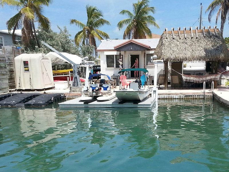 Kens Conch Key Cottage -  Optional motor boat rental, casa vacanza a Conch Key