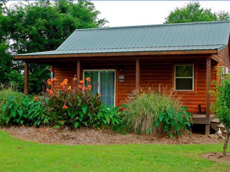 Morningstar Cabin Caddo River. GREAT VALUE!!!!!!!!!!!, location de vacances à Norman