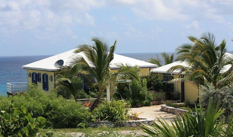 Indigo Seas- Panoramic Ocean View, Secluded Cottage, location de vacances à Rainbow Bay