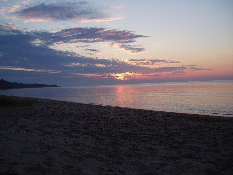Lake Michigan Beachfront, vakantiewoning in Jacksonport