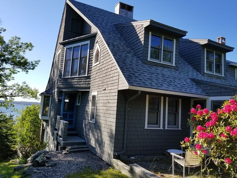 Great Deer Isle Property with Best Views of Pumpkin Island & Penobscot Bay, vacation rental in Brooksville