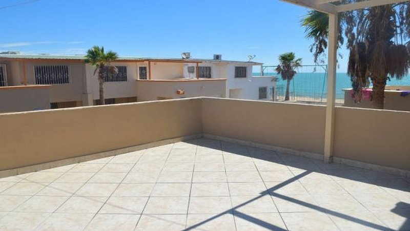 Downtown  Beach Front Condo 4  By The Malecon, holiday rental in San Felipe