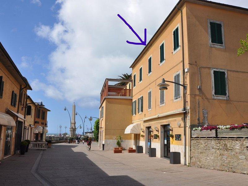 Appartamento trilocale  totalmente attrezzato: REMOTA 3B, vacation rental in Ponti di Badia