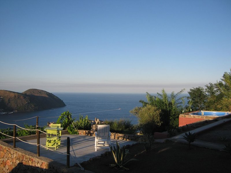Villa Marta ' MARE ', holiday rental in Pianoconte