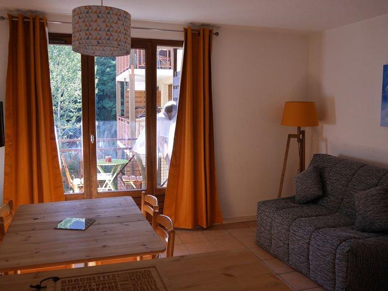 LOCATION STUDIO PIEDS DES PISTES  à BRIANCON SERRE CHEVALIER, location de vacances à Briançon