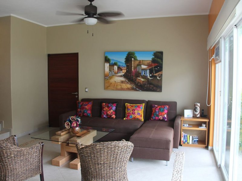 Casa Cascada (Condo Maraica) - Your home away from home Mexican Oasis!, holiday rental in Sayulita