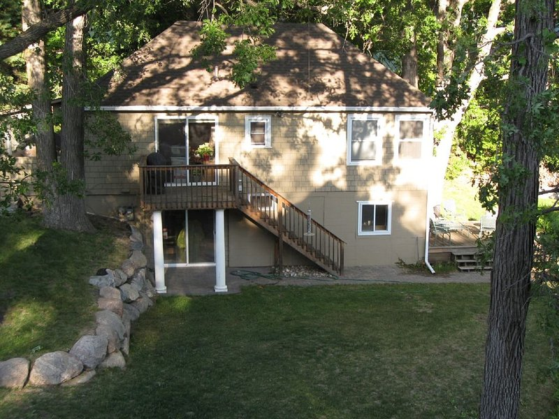 Lake Minnetonka Cottage, holiday rental in Victoria